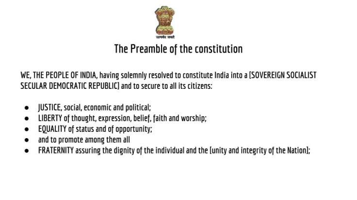 Wake Up CID (Citizens of Indian Democracy)